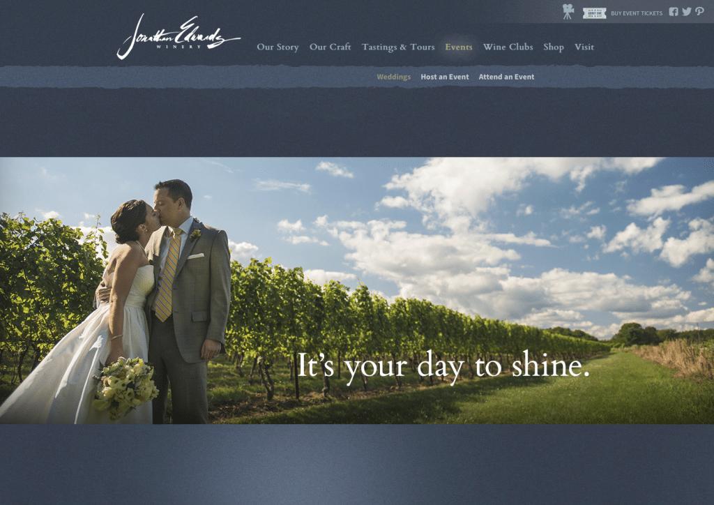 jonathan Edwards Winery