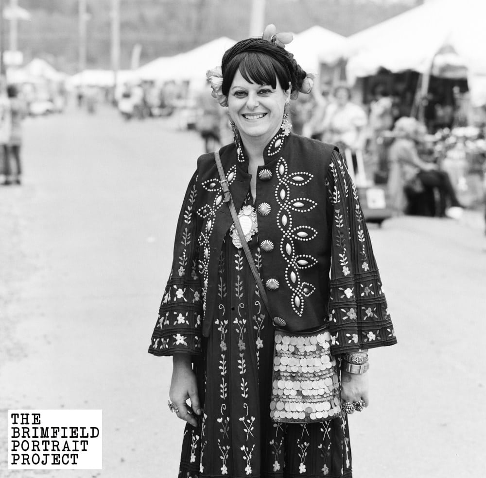 The Brimfield Portrait Project 2014