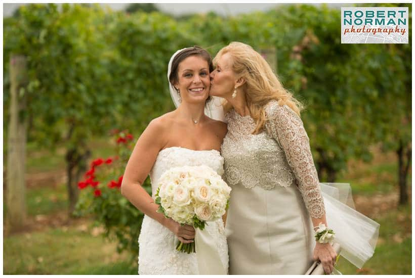 CT vineyard wedding at Jonathan Edwards winery, North Stonington