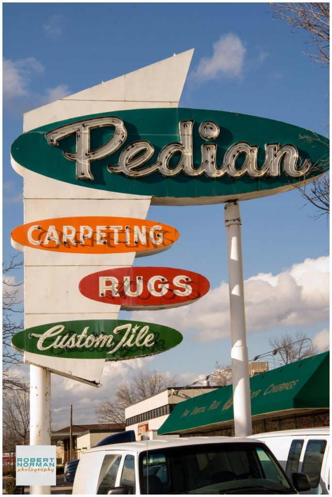 vintage, old motels from Chicago, mid-century, abandoned, 2005