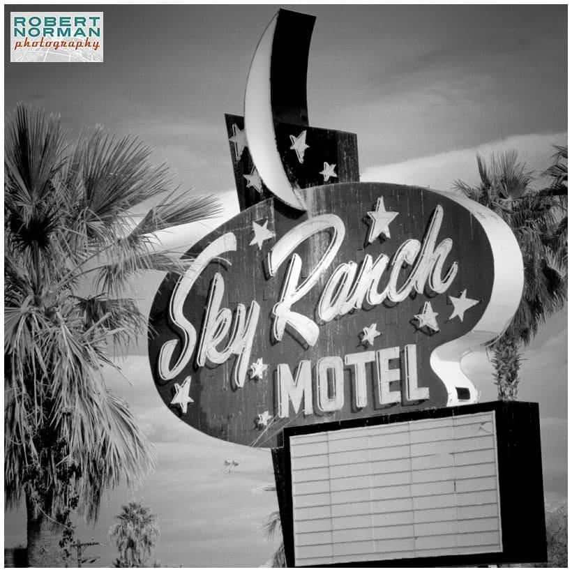 Roadside America- old Las Vegas Motels