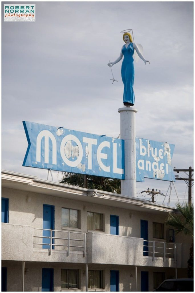 Roadside America- old Las Vegas Motels