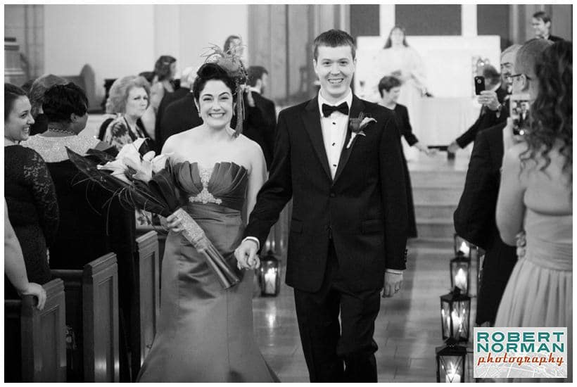 Wedding at Mount Holyoke College, South Hadley MA