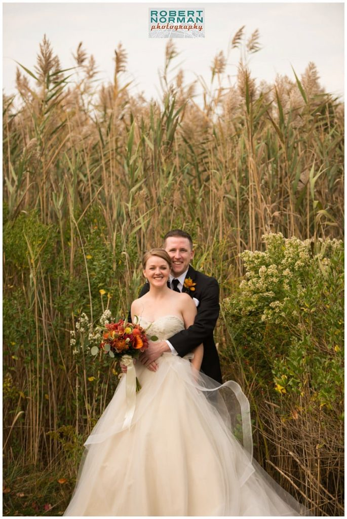 Connecticut winery wedding at Saltwater Farm Vineyard
