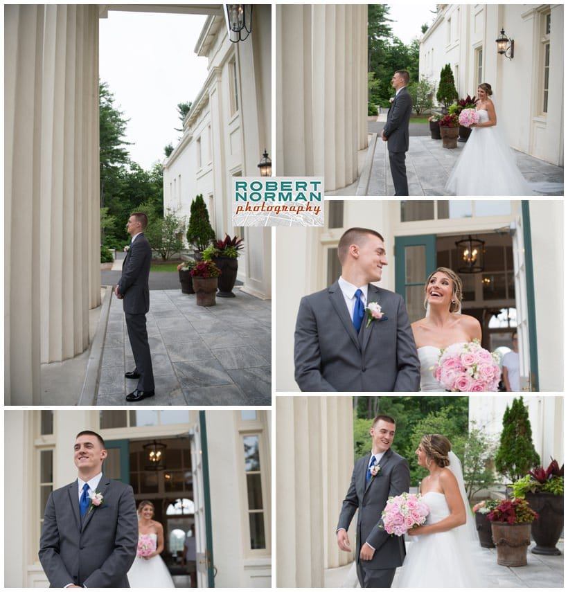 Wadsworth Mansion at Long Hill wedding