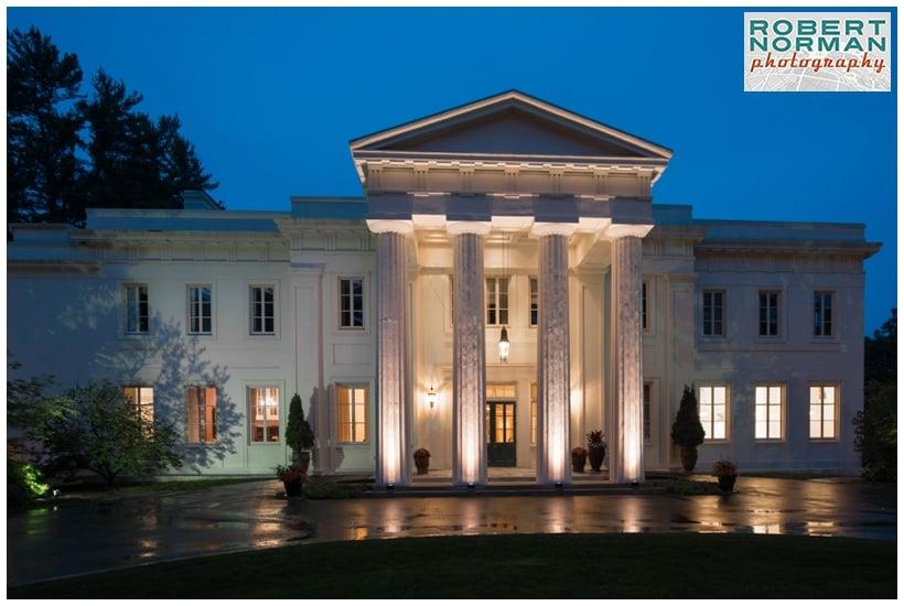 Wadsworth Mansion at Long Hill wedding