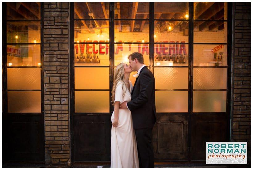 NYC West Village wedding at Palma Restaurant