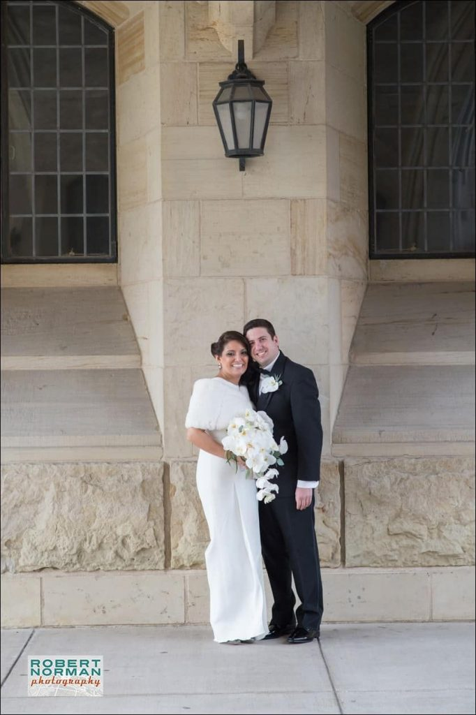 Union League Cafe wedding, New Haven Connecticut