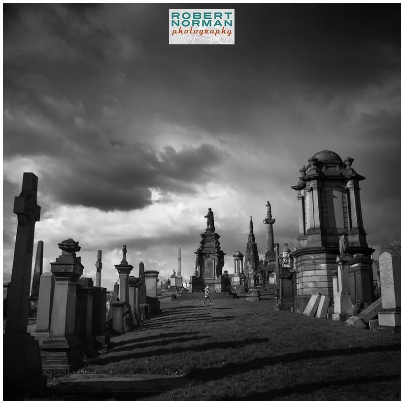 Glasgow - The Necropolis