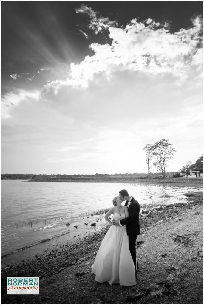 A wedding at the Inn At Longshore, Westport Connecticut. CT wedd