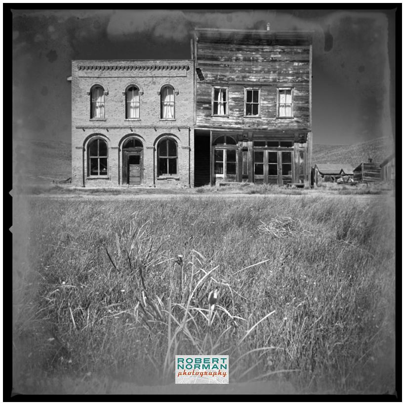 Bodie-Ghost-Town